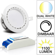 Milight Dual White led inbouwspot 12 Watt