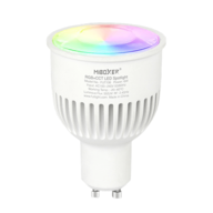 Milight led spot RGBW 5 Watt GU10 fitting