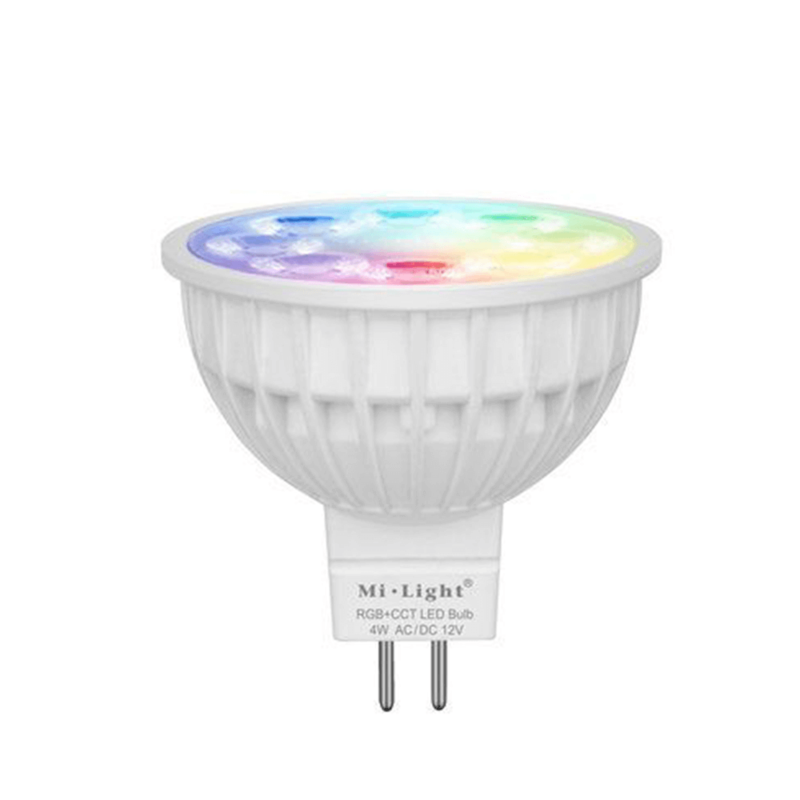 Milight led lampen | Applampen | Wifi lampen in E27, E14 en GU10