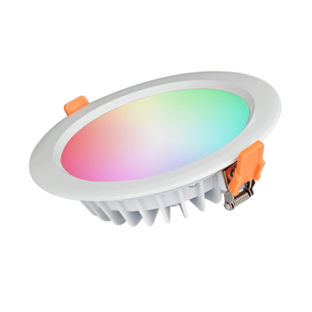 RGBWW led inbouwspot downlight 15 Watt