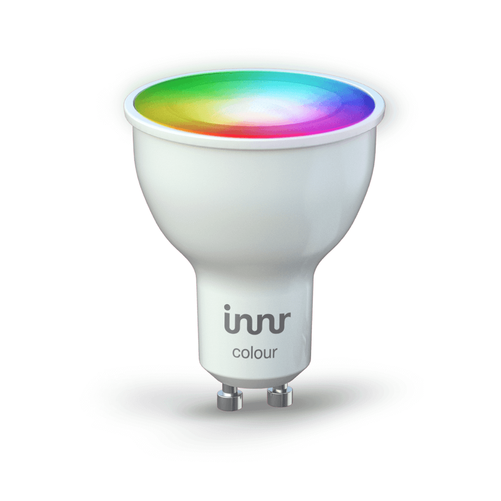 Slimme Innr LED spots met GU10 fitting - White and Color - bedienen via Hue app