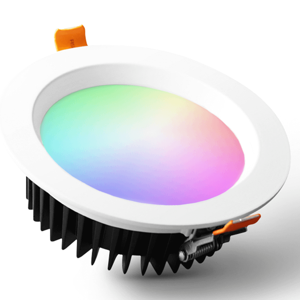 Hue compatible Zigbee LED downlight RGBWW - 12 Watt - Hue alternatief